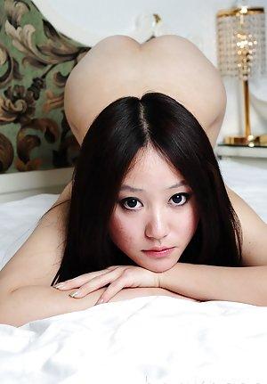 Nude Asian Ass