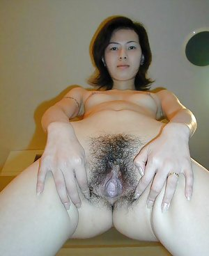 Nude Asian Pussy