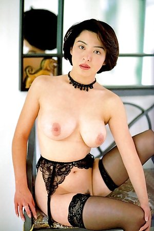 Nude Asian Stockings