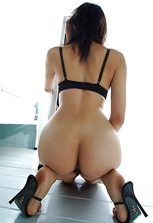 Nude Asian Ass
