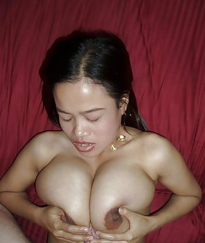 Nude Asian Titjob