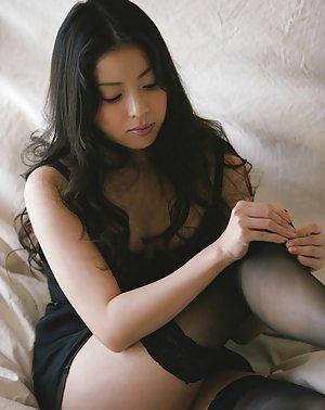 Nude Asian Stockings