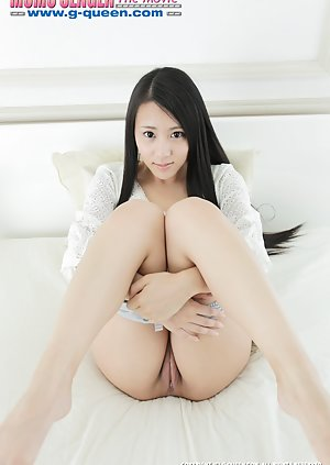 Nude Shaved Asian Pussy
