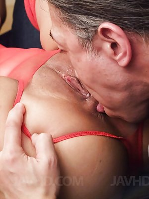 Nude Asian Pussy Licking