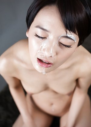 Nude Asian Cumshots